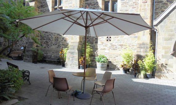 Courtyard Umbrella