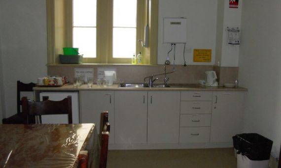 Upstairs Rooms Kitchen