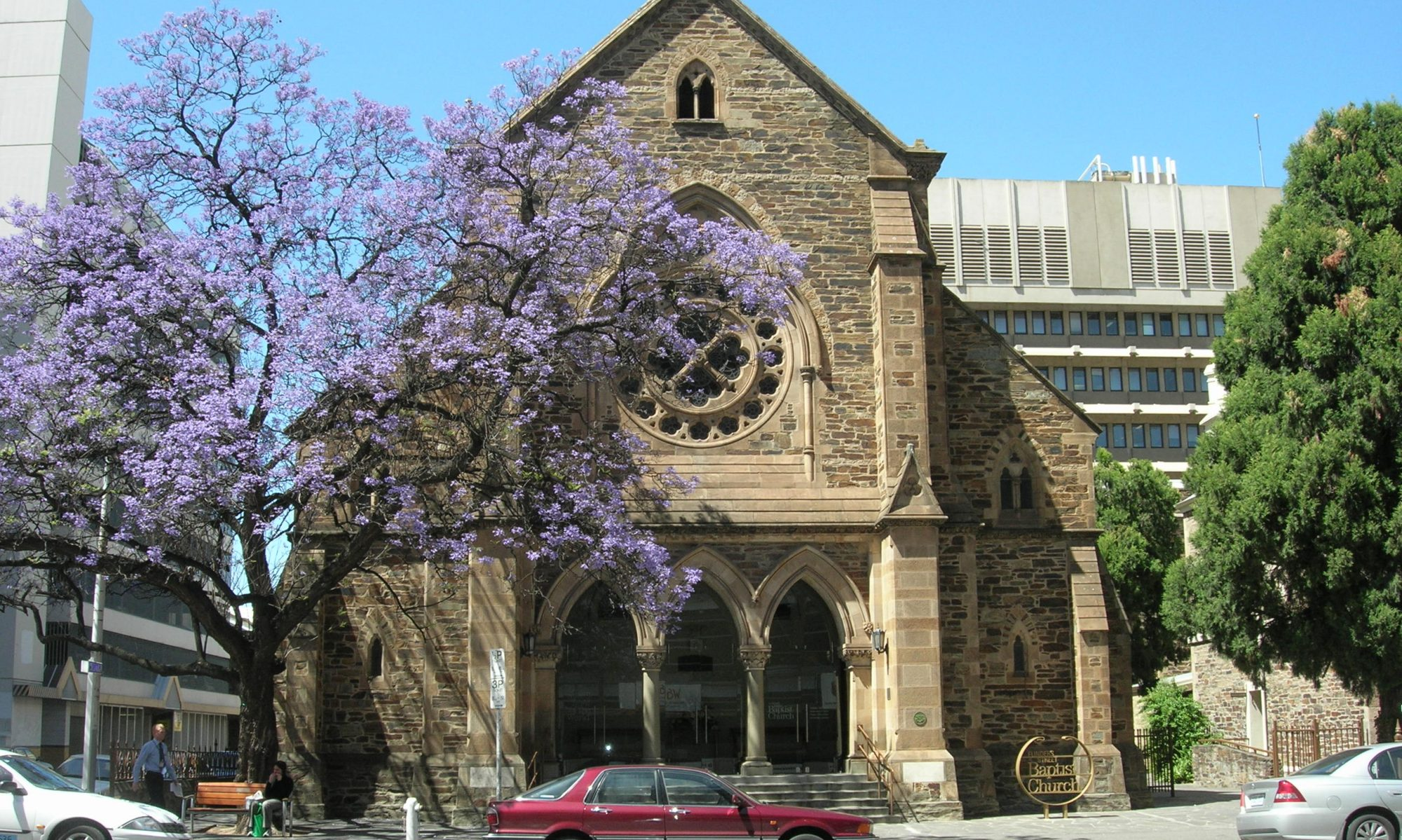 Flinders St Baptist Church