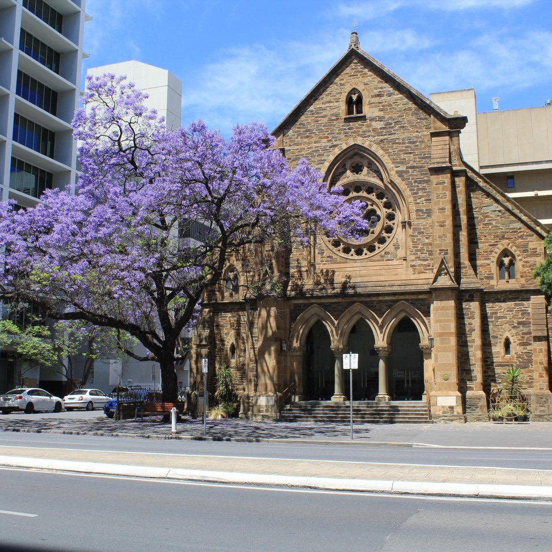 Flinders Street Baptist Church
